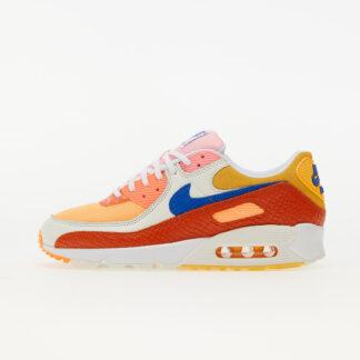 Nike Wmns Air Max 90 Campfire Orange/ Racer Blue-Sail DJ8517-800