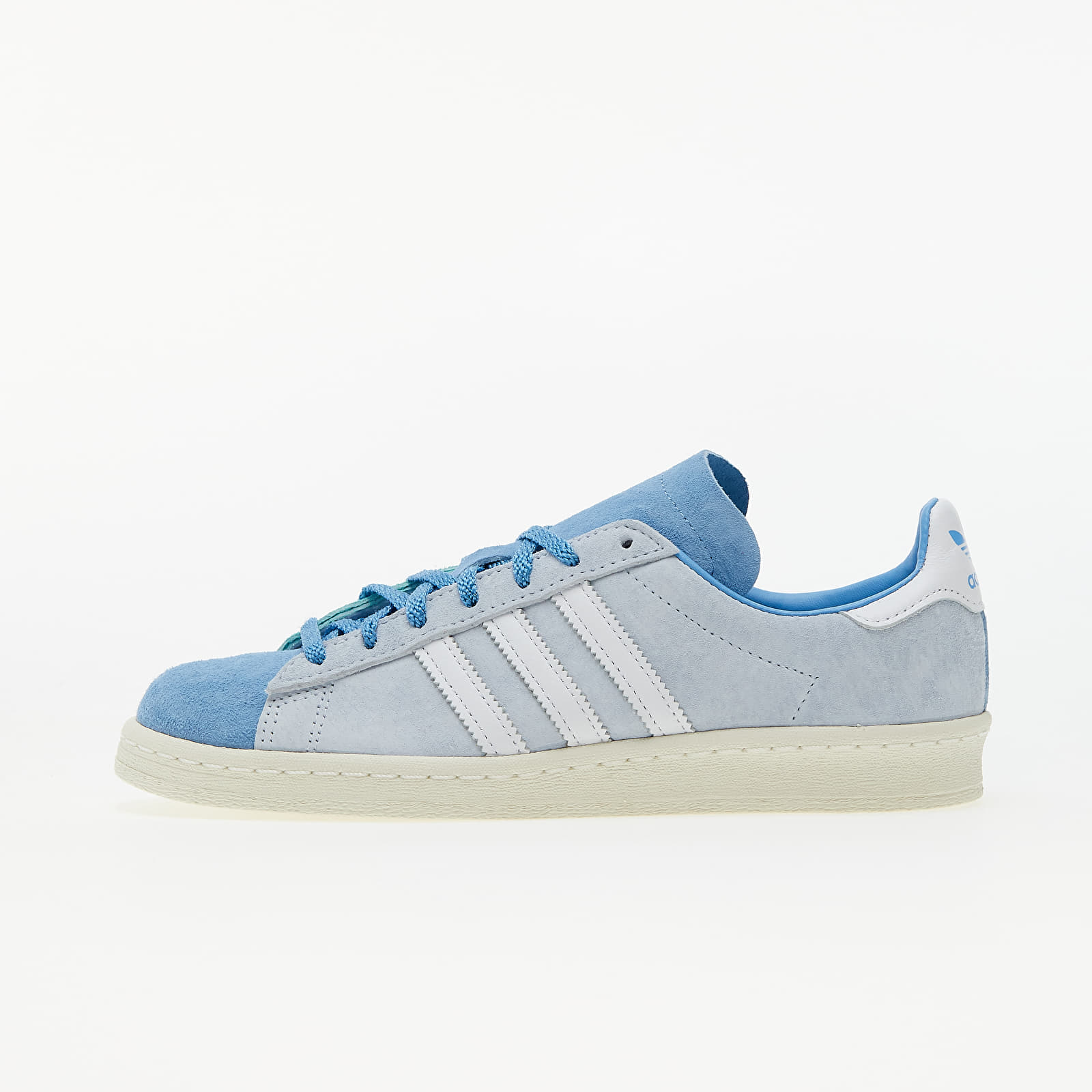 adidas Campus 80s W Halo Blue/ Ftw White/ Haze Blue FY3549