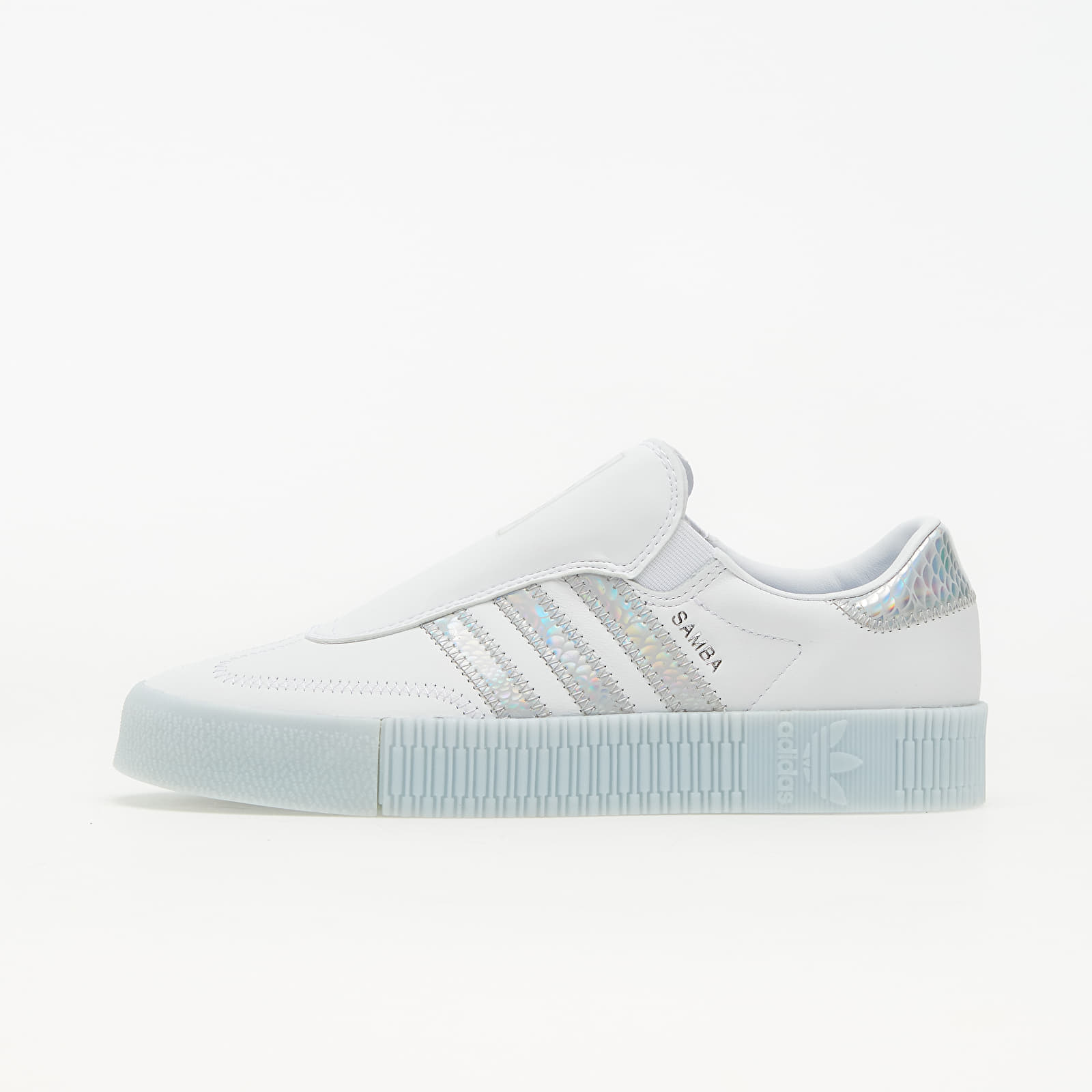 adidas Sambarose Eazy W Ftw White/ Supplier Color/ Halo Blue G55551