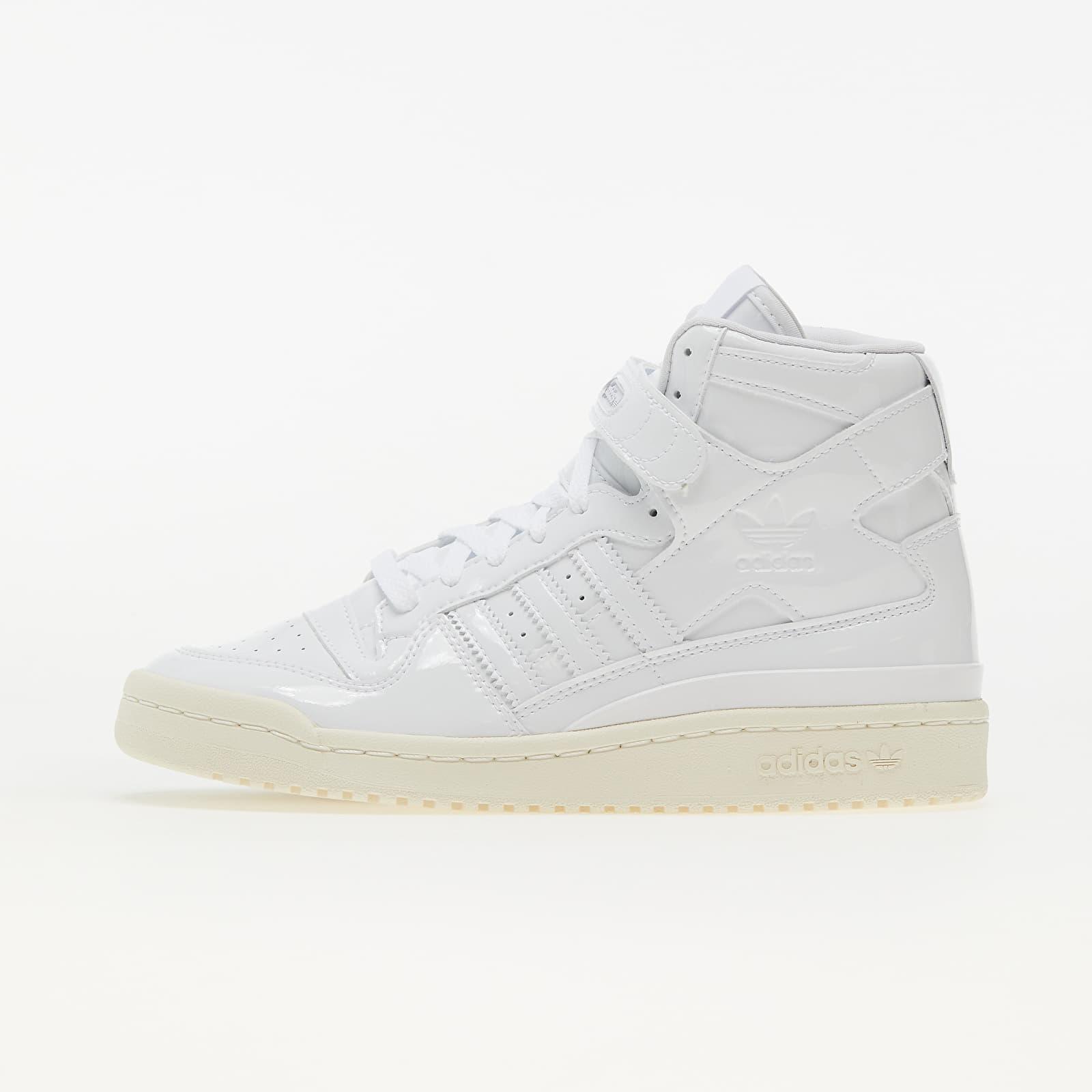 adidas Forum 84 Hi W Ftw White/ Off White/ Core Black G58066