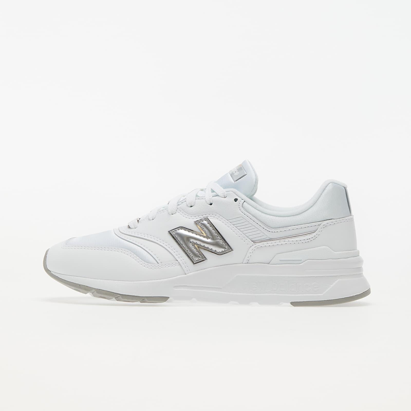 New Balance 997 White/ Silver CW997HMW