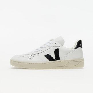 Veja V-10 Leather W Extra-White Black VX020005A