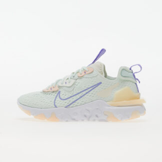 Nike W React Vision Barely Green/ Purple Pulse-Crimson Tint CI7523-301