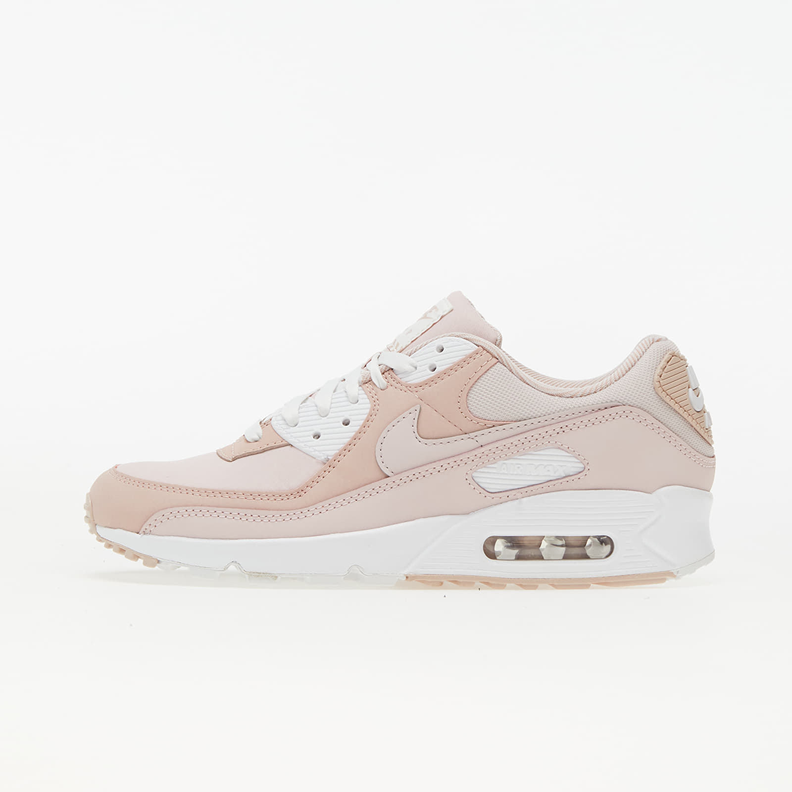 Nike W Air Max 90 Barely Rose/ Barely Rose-Pink Oxford DJ3862-600