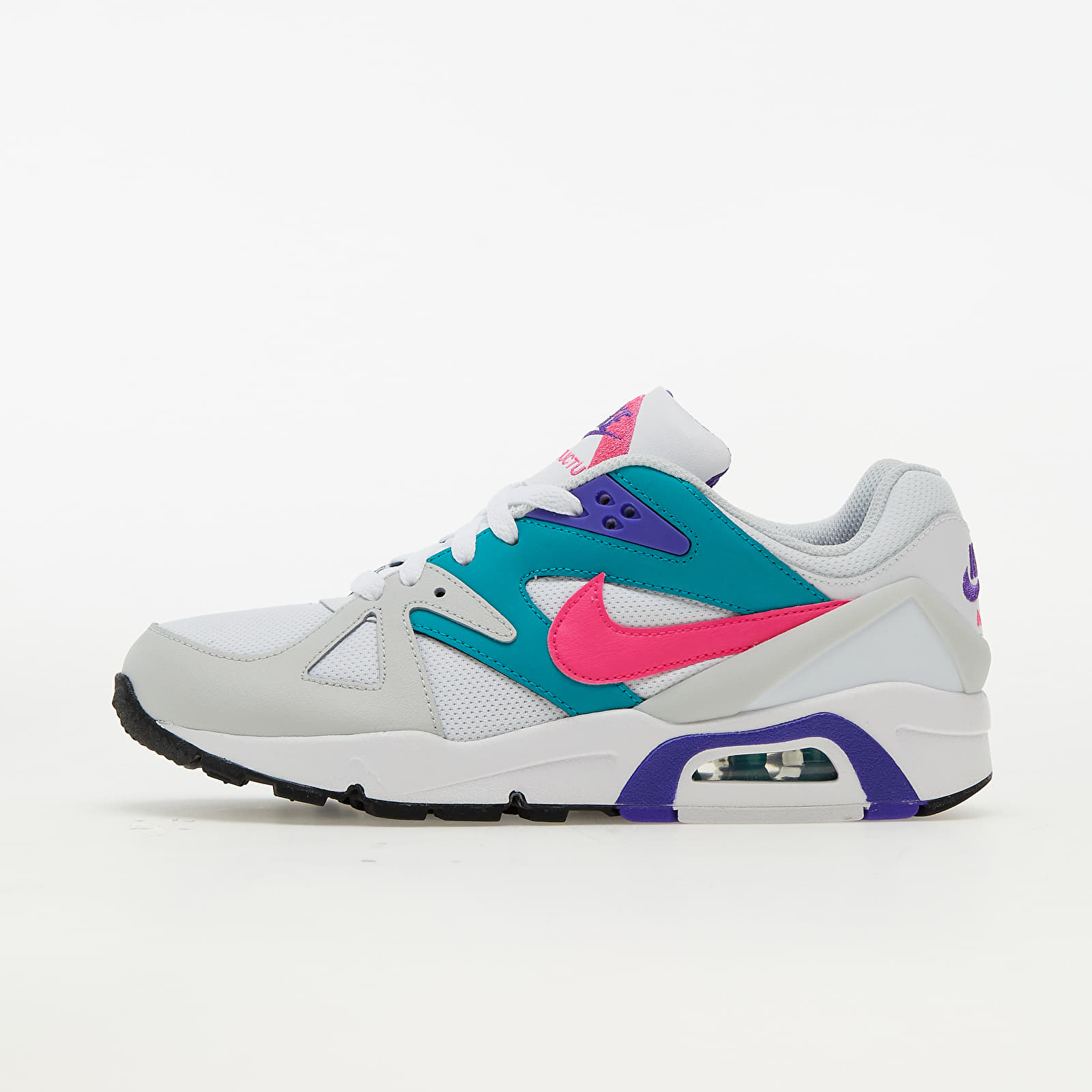 Nike W Air Structure White/ Hyper Pink-Turbo Green-Photon Dust CZ1529-100