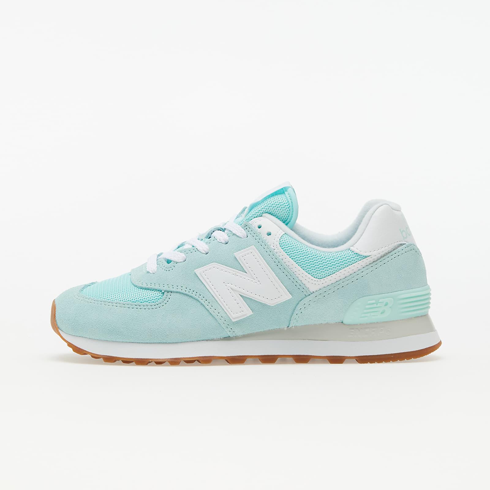 New Balance 574 Turquoise WL574PS2