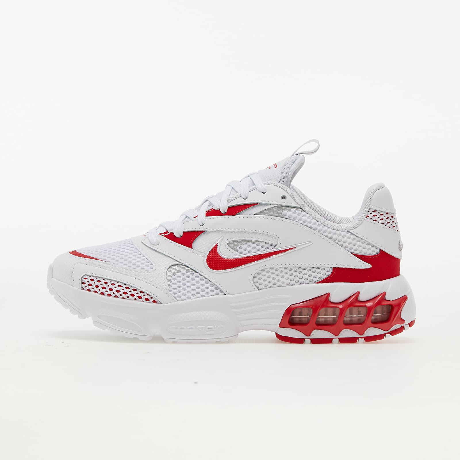 Nike W Zoom Air Fire White/ University Red-Metallic Silver CW3876-101