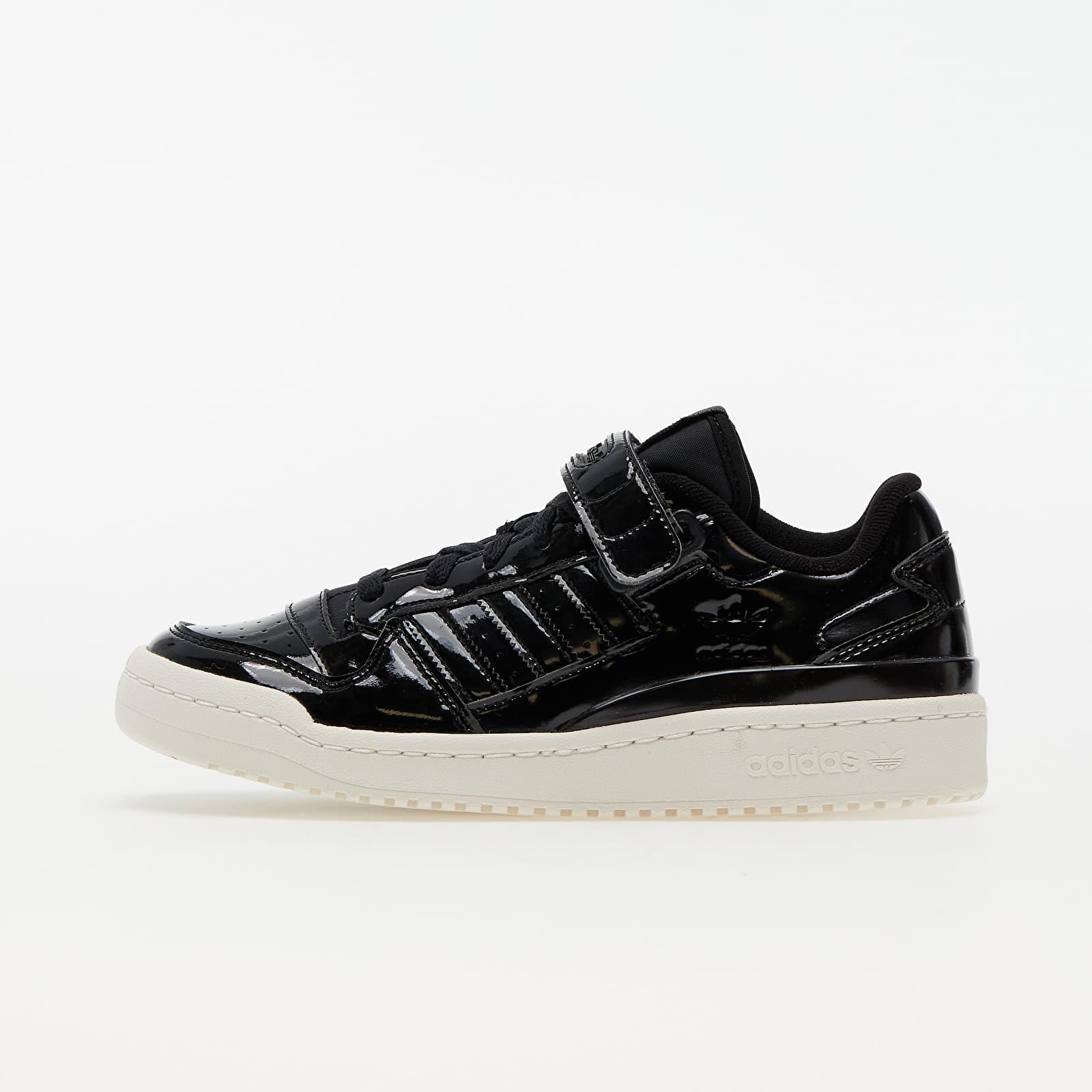 adidas Forum Low W Core Black/ Core Black/ Off White G58030