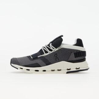 ON running M Cloudnova Black/ White 26.99677
