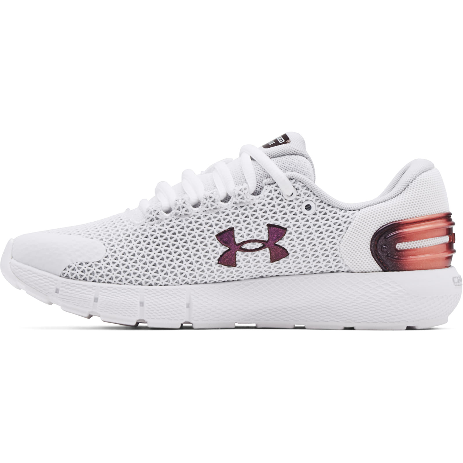 Under Armour W Charged Rogue2.5 ClrSft White 3024478-100
