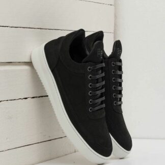 Filling Pieces Low Top Ripple Basic Black/ White 251217218630