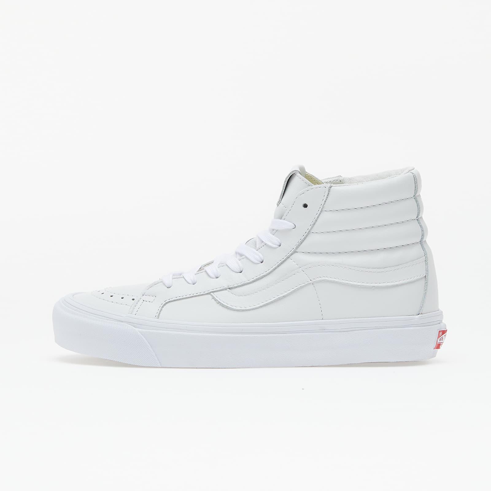 Vans Vault OG Sk8-Hi LX White VN0003T01NT1