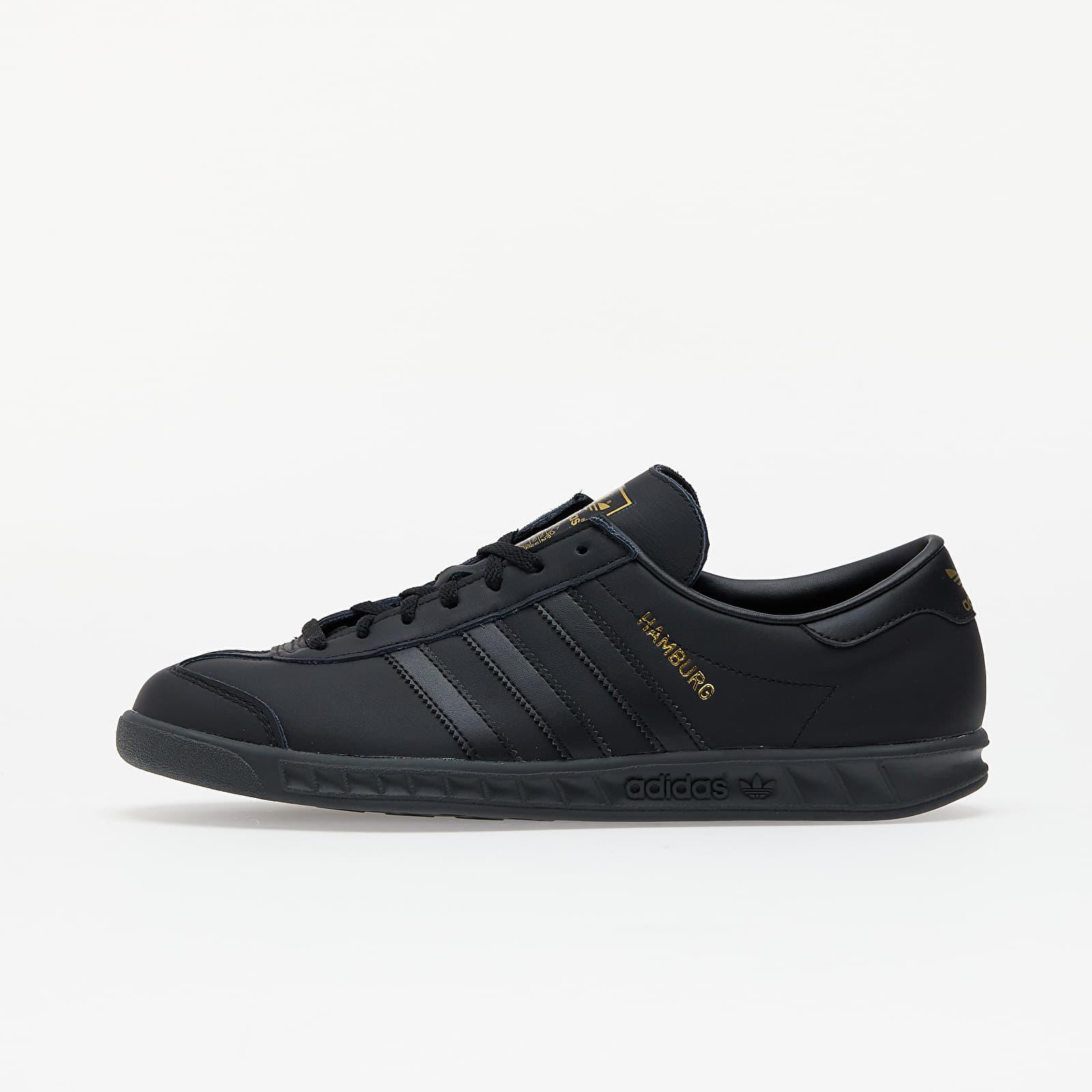 adidas Hamburg Core Black/ Core Black/ Gold Met. FX5668