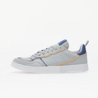adidas Supercourt Grey Two/ Ftwr White/ Crew Blue FX5704