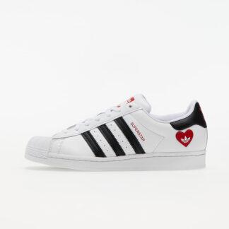 adidas Superstar Ftwr White/ Core Black/ Scarlet FZ1807