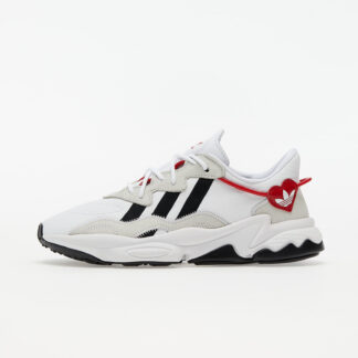 adidas Ozweego Ftwr White/ Core Black/ Scarlet FZ1825