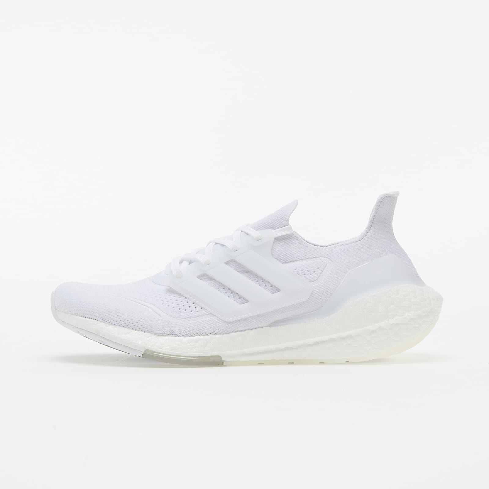adidas UltraBOOST 21 Ftwr White/ Ftwr White/ Grey Three FY0379