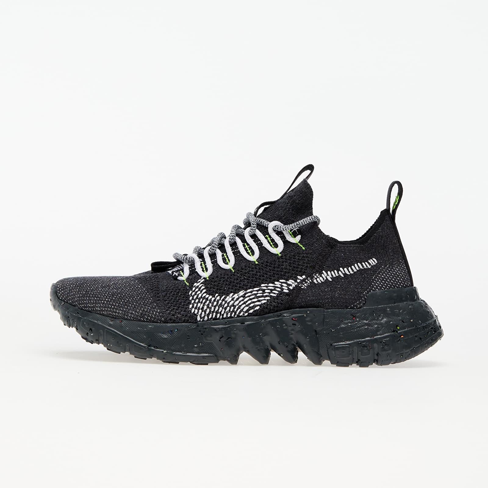 Nike Space Hippie 01 Anthracite/ White-Black-Volt DJ3056-001