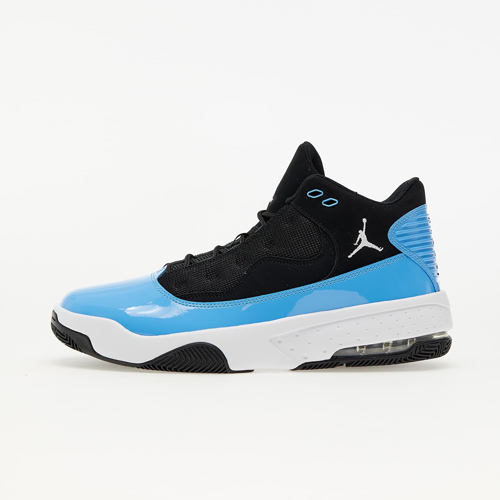 Jordan Max Aura 2 Black/ White-University Blue CK6636-041
