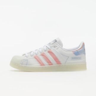 adidas Superstar Futureshell Ftwr White/ Semi Solar Red/ Bright Blue FX5544