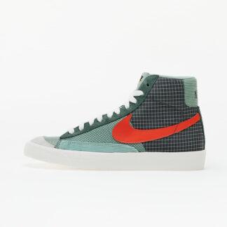 Nike Blazer Mid '77 Patch Dutch Green/ Tm Orange-Galactic Jade DD1162-300