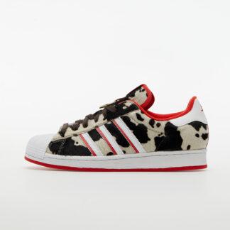 adidas Superstar Ftwr White/ Lush Red/ Off White FY8798