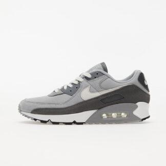 Nike Air Max 90 Premium Lt Smoke Grey/ White-Particle Grey DA1641-001