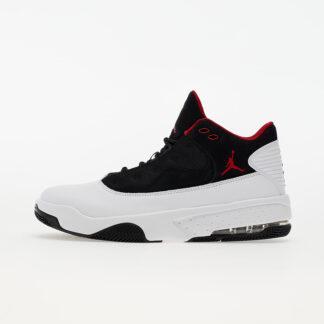 Jordan Max Aura 2 White/ Gym Red-Black CK6636-100