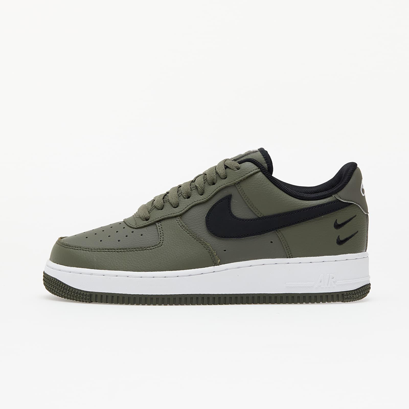Nike Air Force 1 '07 Twilight Marsh/ Black-White CT2300-300