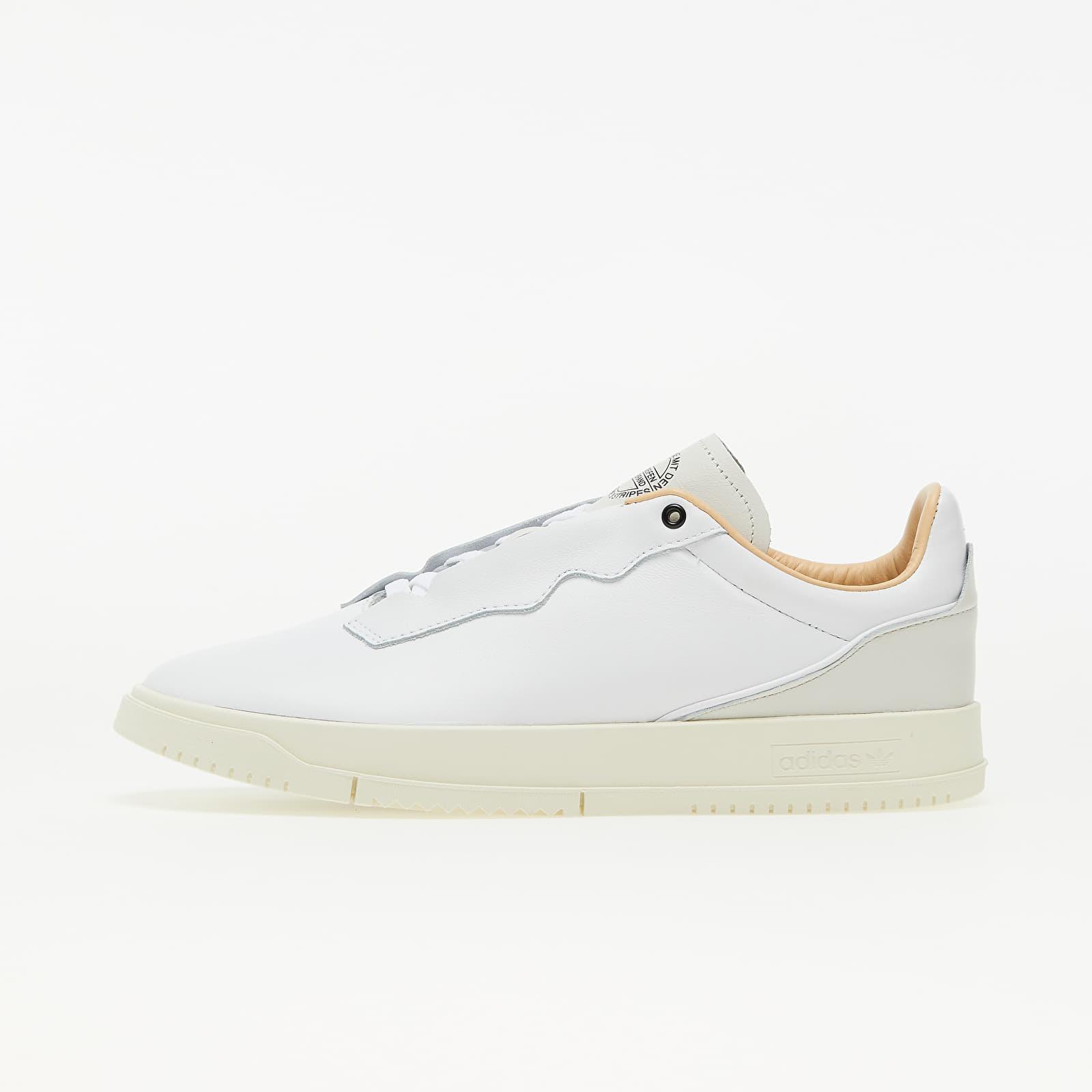 adidas Supercourt Premium Ftw White/ Off White/ Ftw White FX5724
