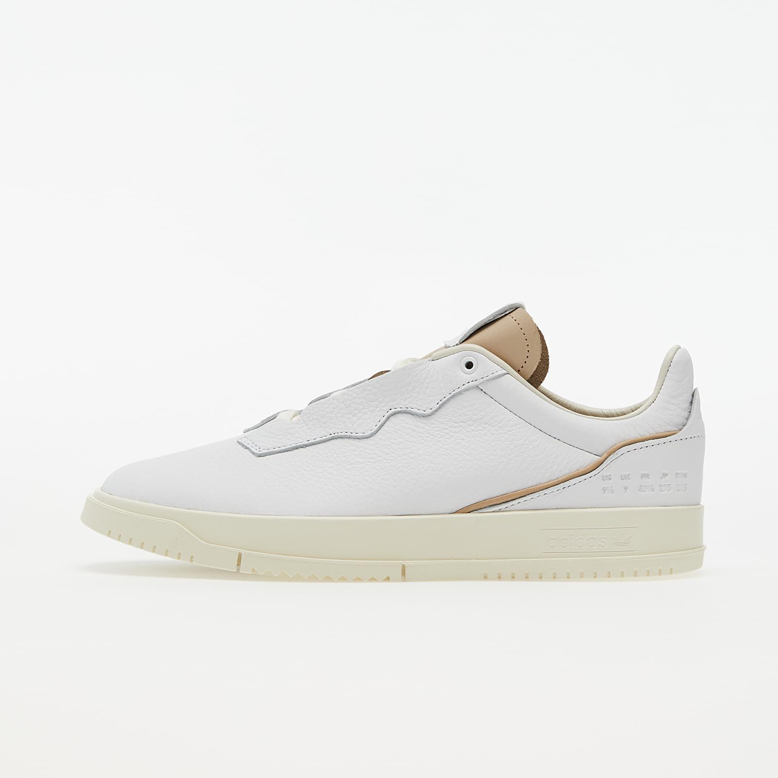 adidas Supercourt Premium Ftw White/ Ftw White/ Off White FY5472