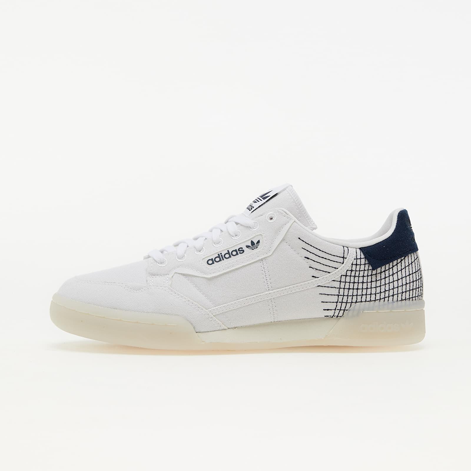 adidas Continental 80 Primeblue Core White/ Ftw White/ Collegiate Navy G58199