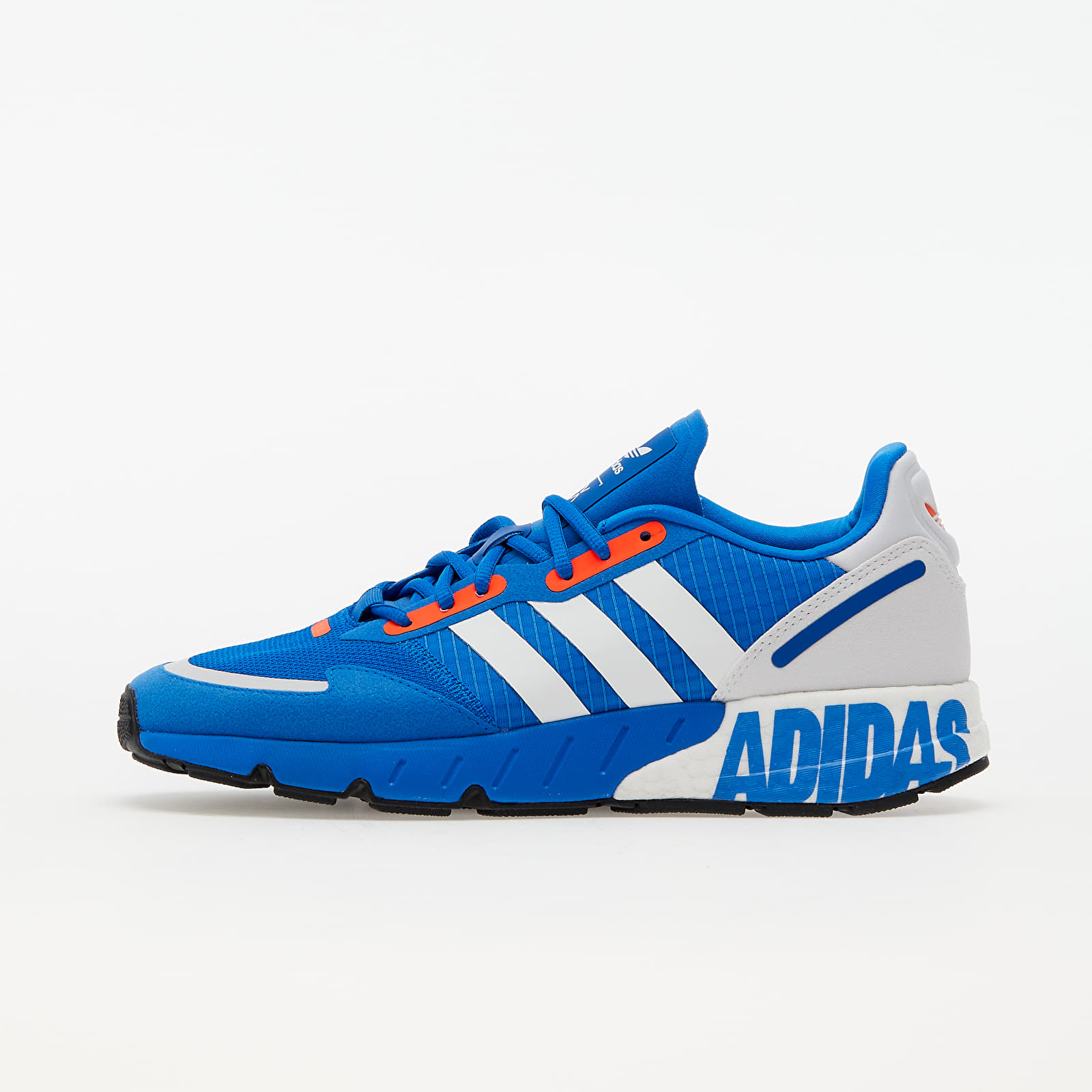 adidas ZX 1K Boost Glow Blue/ Ftw White/ Solar Red H68720