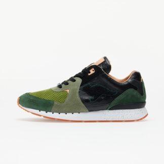 "KangaROOS x SneakerBASS Coil-R2 ""Sin City2"" Jet Black/ Green 475040005330"