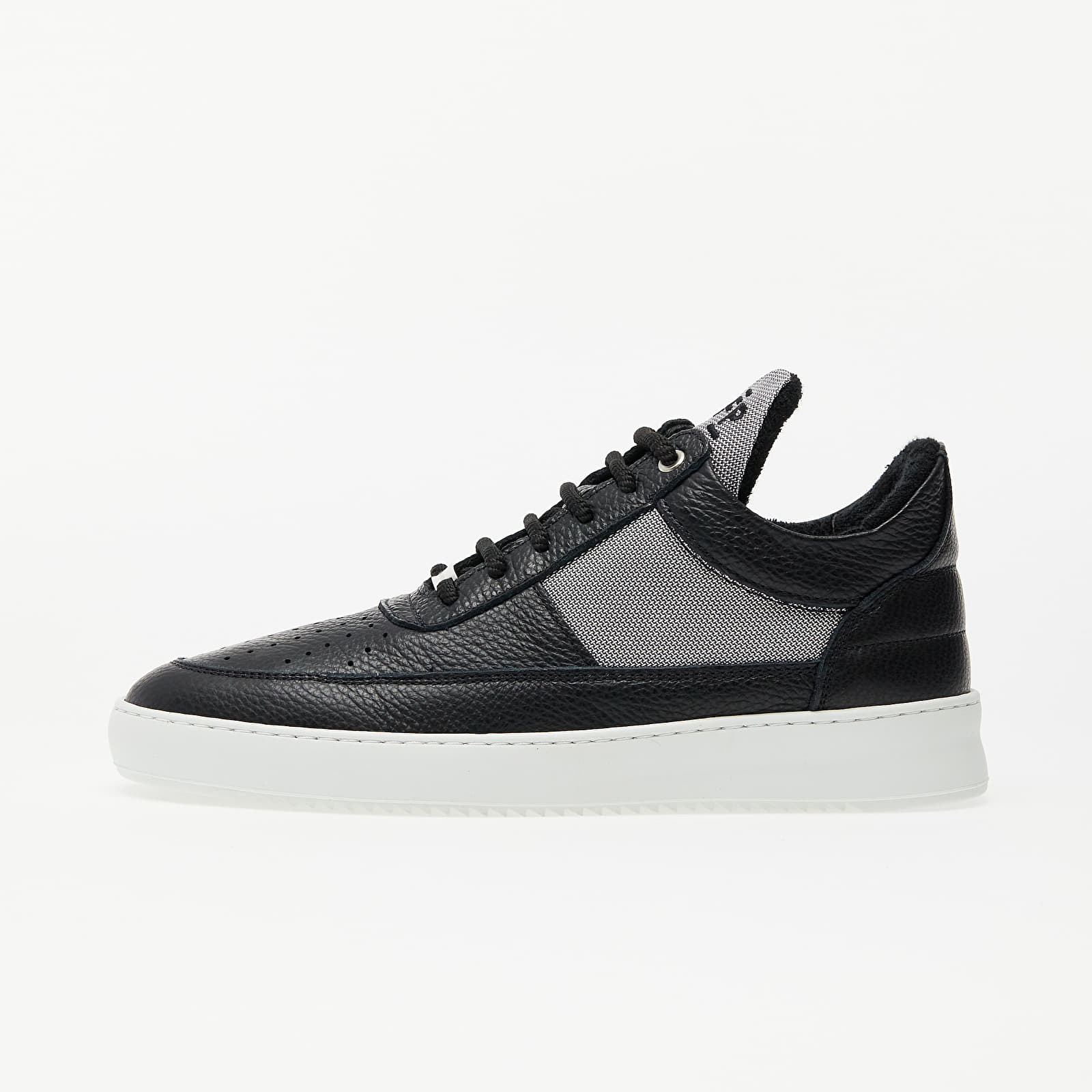 Filling Pieces Low Top Ripple Game Black 251331518610