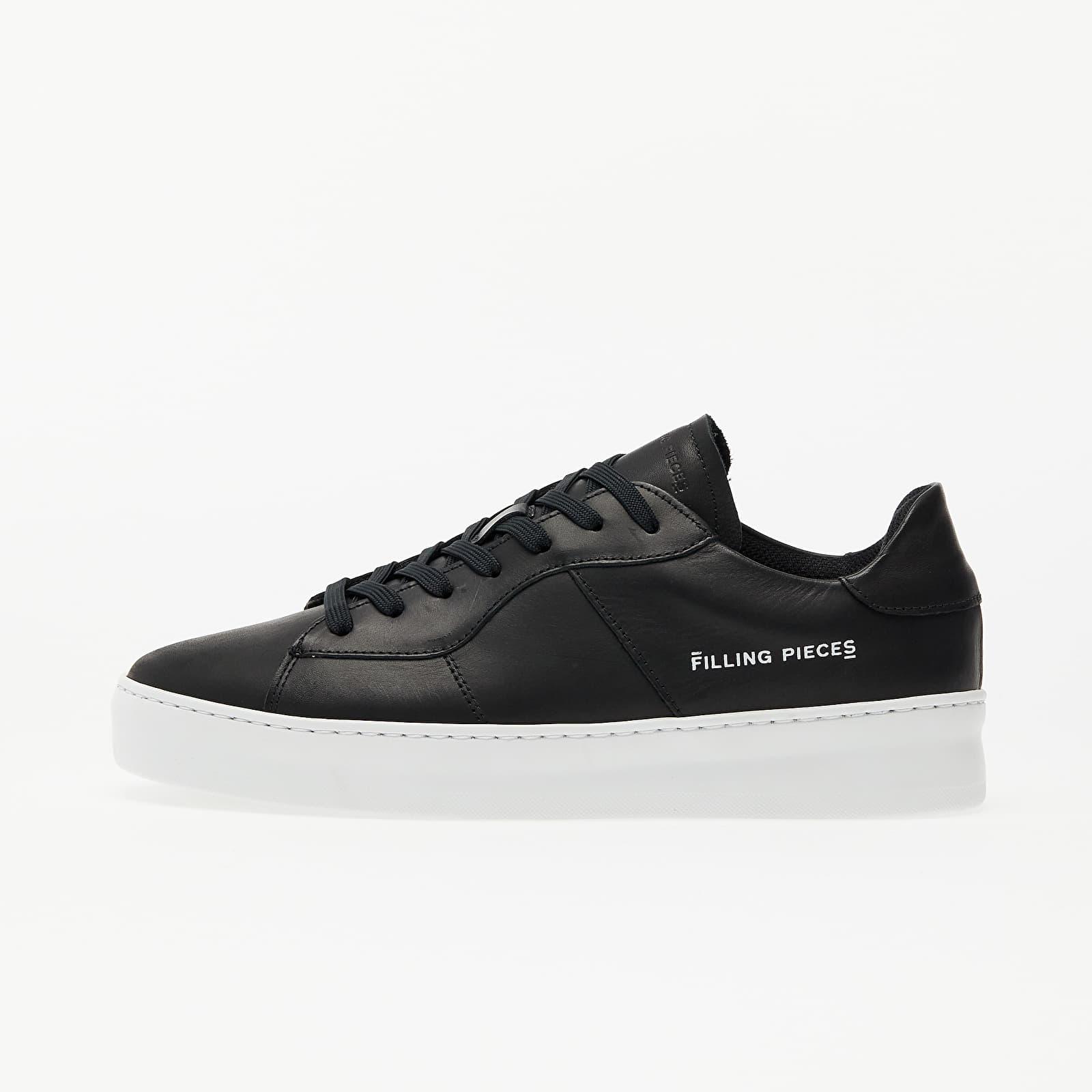 Filling Pieces Light Plain Court Black/ Black 382272719540