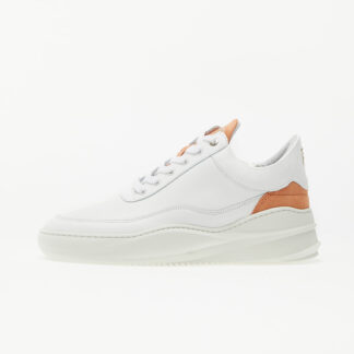 Filling Pieces Low Eva Sky Suede White/ Pink 514227919370