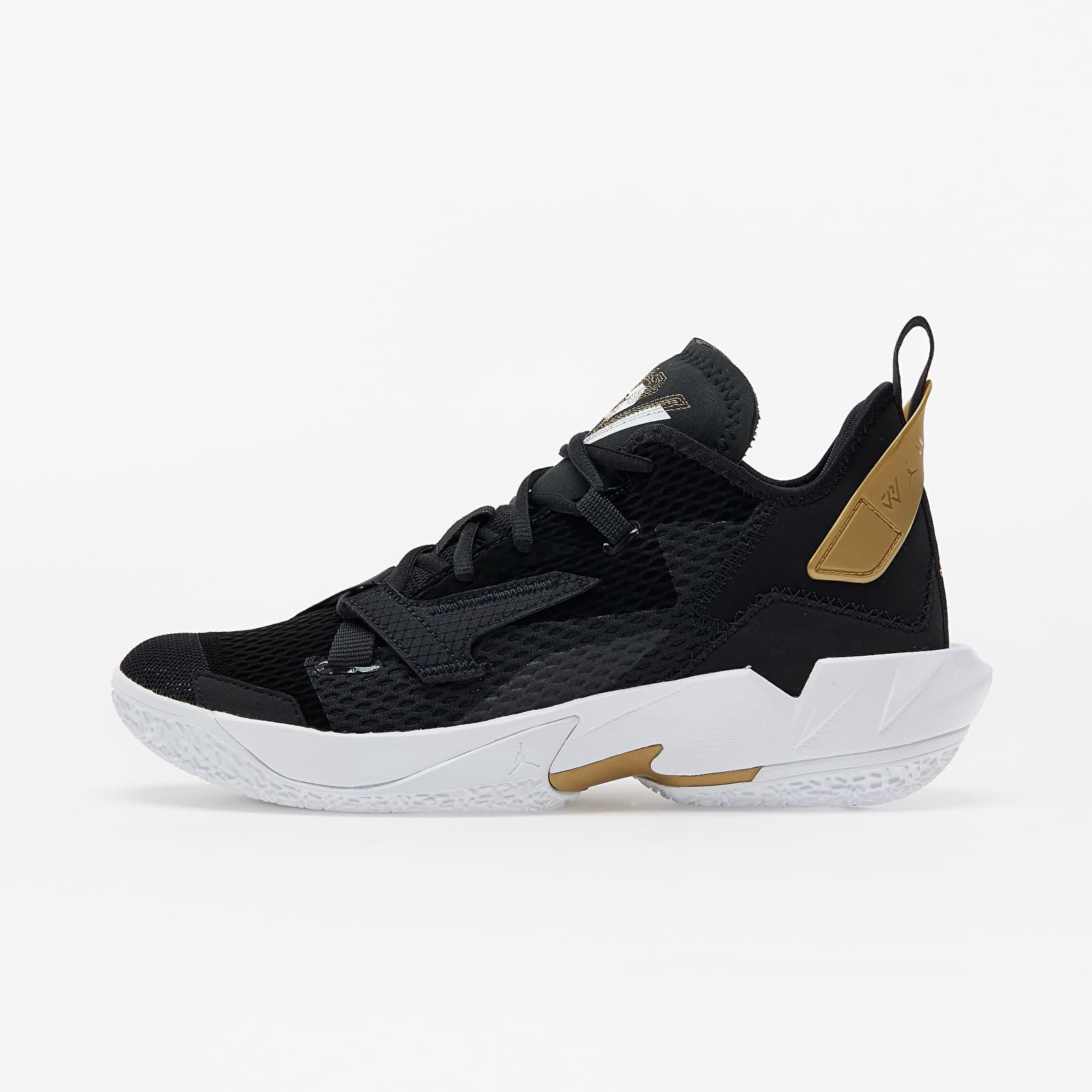 "Jordan Why Not? Zer0.4 ""Family"" Black/ White-Metallic Gold CQ4230-001"