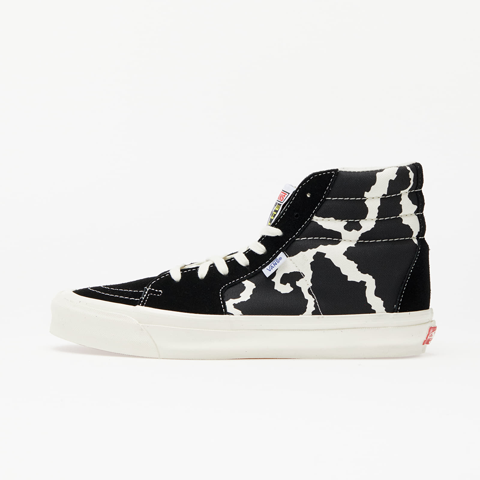 Vans Vault OG Style 38 NS LX (Suede/ Canvas) Classic White/ Black/ Marshmallow VN0A5HUU4MB1