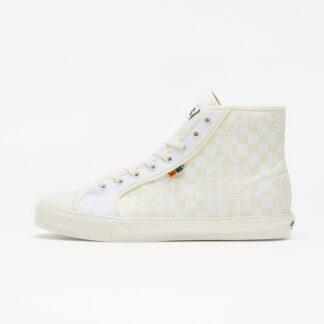 Vans Vault x Taka Hayashi OG Style 24 LX (Canvas) Checkerboard/ Classic White/ True White VN0A5HUY50F1