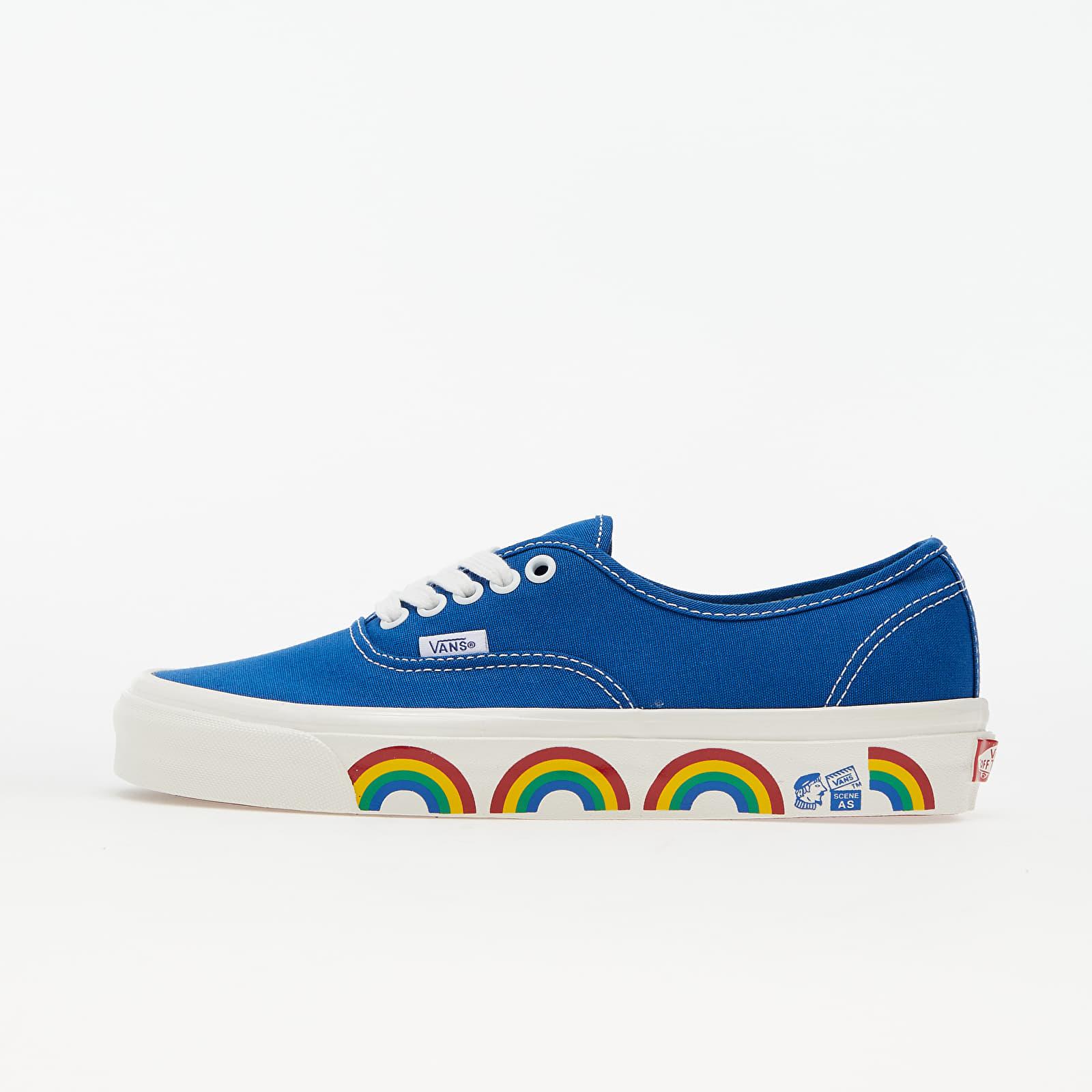Vans Authentic 44 DX (Anaheim Factory) Og Blue/ Rainbow VN0A54F241D1
