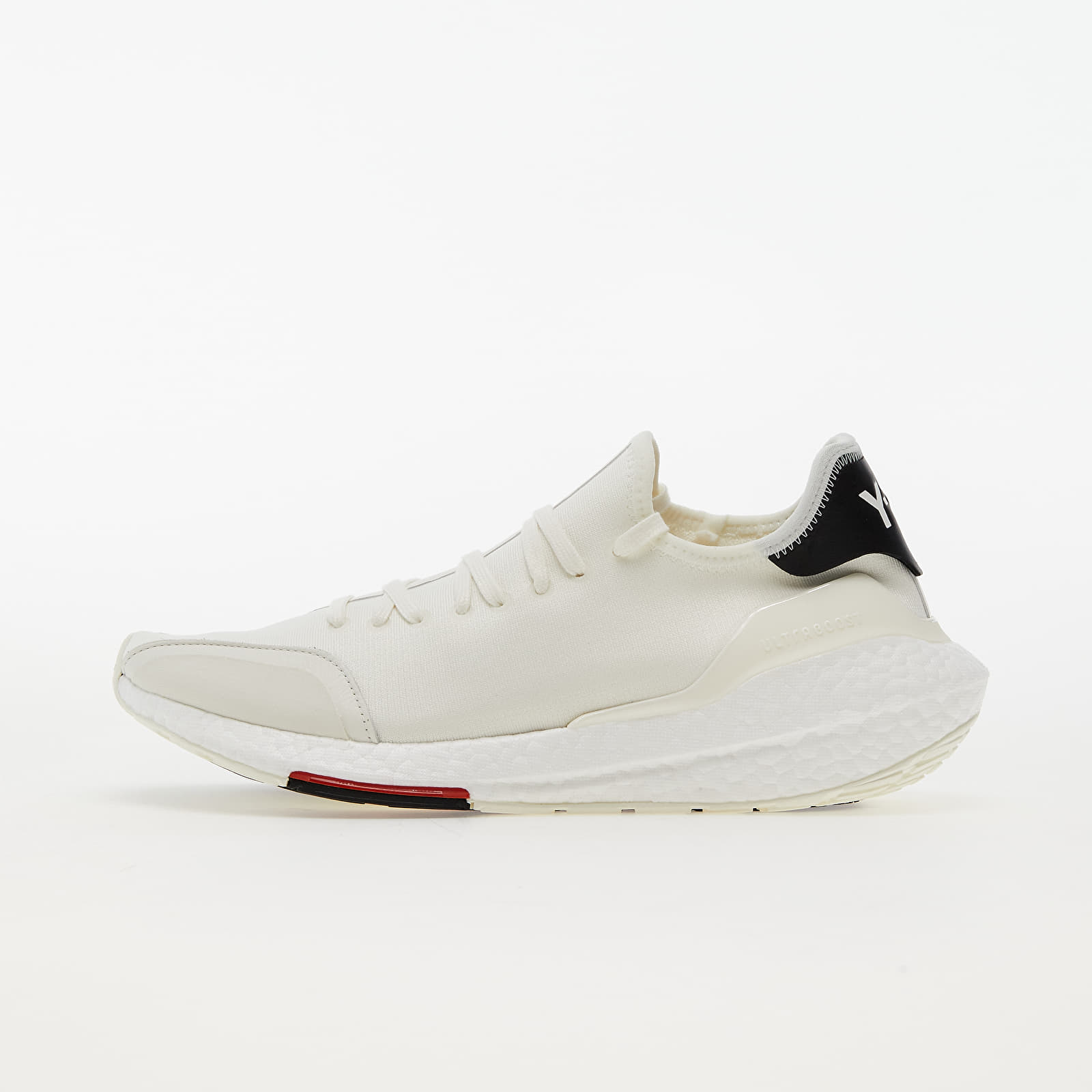Y-3 UltraBOOST 21 Core White/ Red/ Black H67477