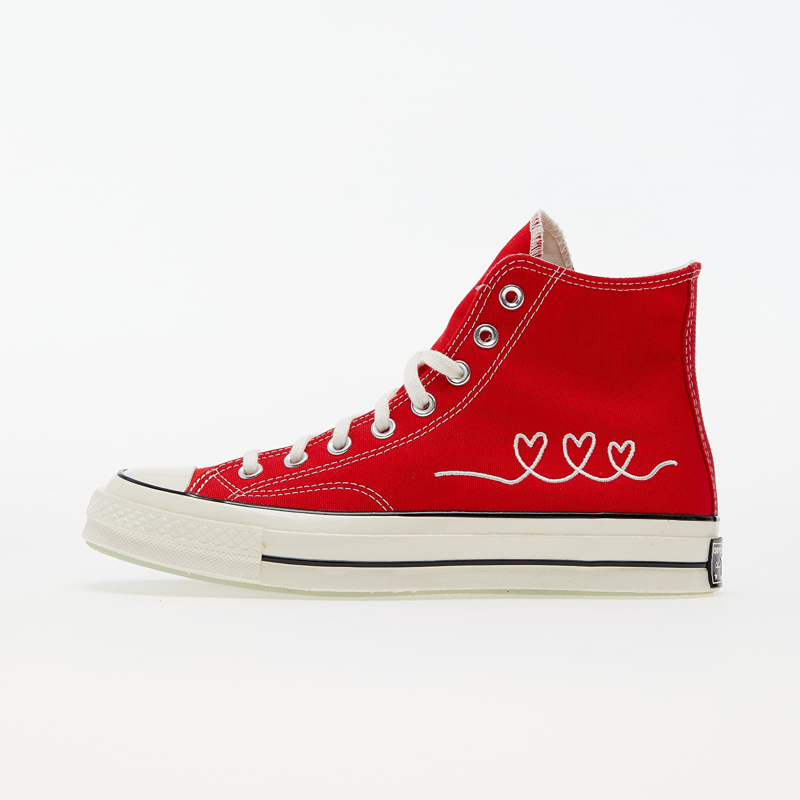 Converse Chuck 70 University Red/ Egret/ Black 171117C