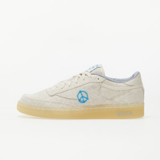 Reebok x Story mfg. Club C 85 Non-Dyed/ Non-Dyed/ Washed Yellow GZ8543