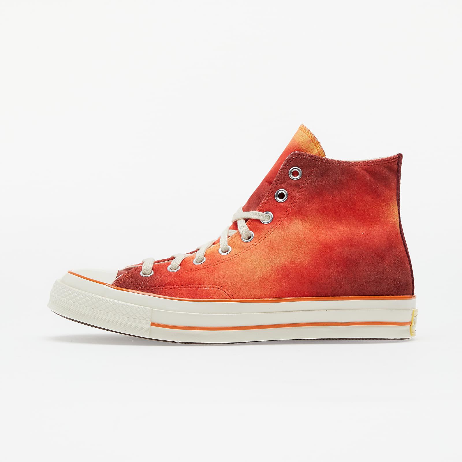 Converse x Concepts Chuck 70 Hi Orange/ Red/ Egret 170590C