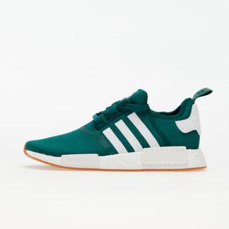 adidas NMD_R1 Core Green/ Ftw White/ Gum 3 FX6788
