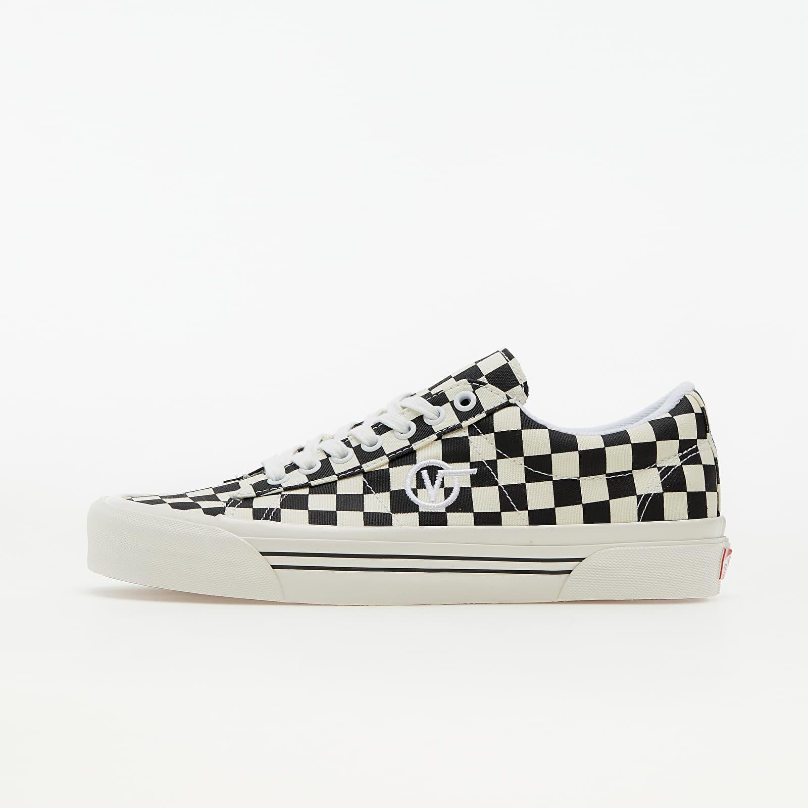 Vans Sid DX (Anaheim Factory) Og White/ Checkerboard VN0A4BTX4XR1