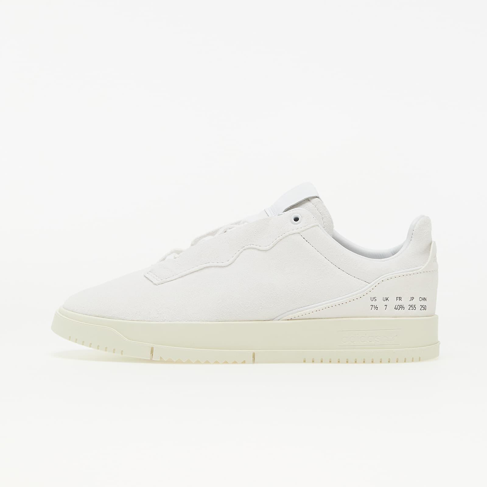 adidas Supercourt Premium Supplier Color/ Ftw White/ Off White FY5473