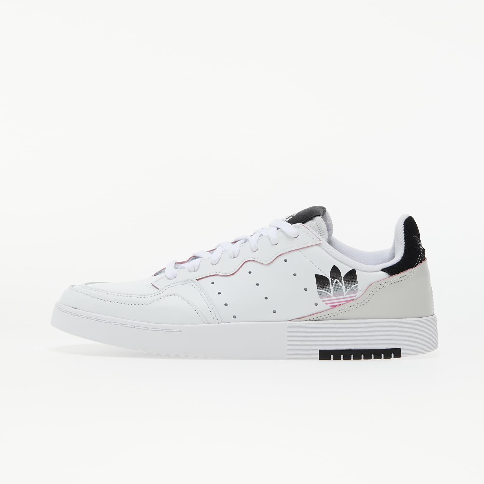 adidas Supercourt Ftw White/ Grey One/ Core Black FY5828