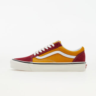 Vans Old Skool 36 DX (Anahein Factory) Red/ Yellow VN0A54F34SA1